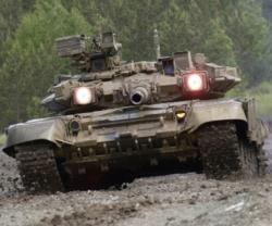 Rostec in Talks With Saudi Arabia, Kuwait on T-90 Tank