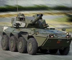 Leonardo-Finmeccanica's Land Defense Systems at Eurosatory