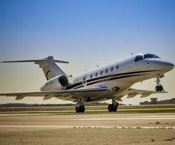 Cedar Executive Orders Second Embraer Legacy 500
