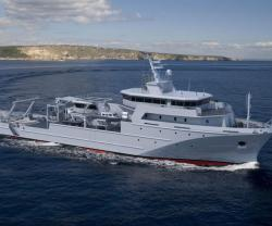 PIRIOU to Build Hydro-Oceanographic Vessel for Moroccan Navy