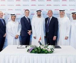 Mubadala, DHL Form Strategic Partnership