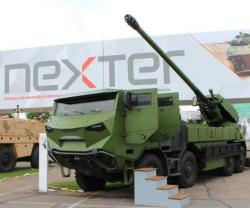 Nexter Exhibits its Know-How at Paris Air Show 2017