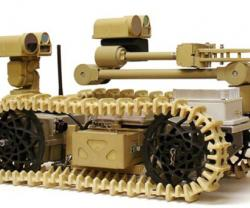 NGC, US Navy Complete CDR for Bomb Disposal Robot Program