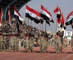 Iraq's Army Celebrates 90th Anniversary