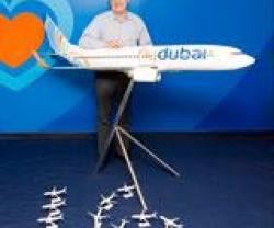 flydubai Receives its 16th Aircraft