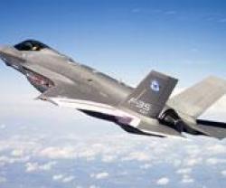 Pentagon: F-35 Won't Reach Full Production Until 2019