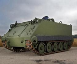 U.S. Gives 200 M113 Armored Vehicles to Lebanon