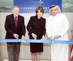 Lockheed Martin Opens New Headquarters in Saudi Arabia
