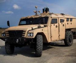 22 Higuard MRAPs & 10 Sherpa APCs Delivered to Qatar