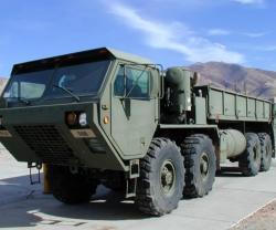 Oshkosh Defense's Vehicles & Solutions at CANSEC