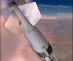 Boeing Produces 250,000th JDAM Guidance Kit