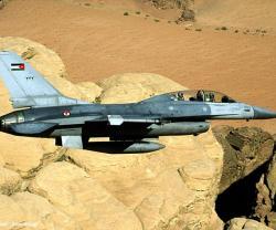 Jordan's Army on High Alert as Syrian Strike Looms