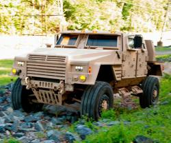 Lockheed Martin's JLTV Completes Manufacturing Review