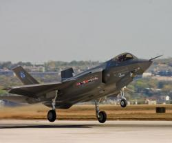 F-35B Demonstrates Hover Capability