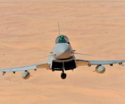 BAE Systems Eyes Typhoon Deal with Bahrain