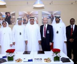 Falcon to Open New Aircraft Facility at Dubai World Central