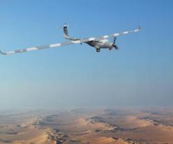 Sagem and Stemme present Patroller™, a long-endurance surveillance drone for defense and security missions