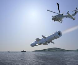 MBDA to Develop Next-Gen Anglo-French Anti-Ship Missile