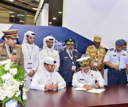 Nakilat Damen Shipyards to Build 7 Vessels for Qatar's Army