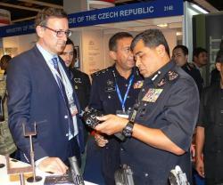 CZ to Supply 400 Submachine Guns to Malaysian Police