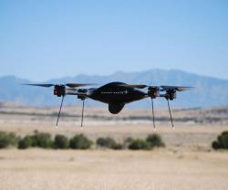 LM Marks New R&D Milestone for Unmanned Technologies