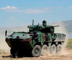 Otokar Exhibits ARMA at HEMUS & KADEX 2014