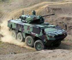 Otokar Presented 5 Vehicles and MBT Model at Eurosatory