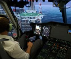 Airbus Helicopters' EC175 Simulator Ready for Service