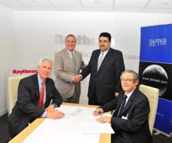 Raytheon, Pannesma Name Board Members for Saudi JV