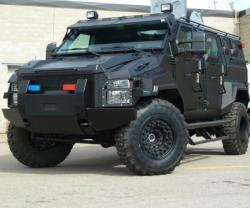 STREIT Group Builds 2,500th Spartan Armored Vehicle