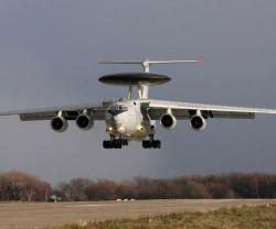 Boeing Delivers 1st of Four Upgraded AWACS to France
