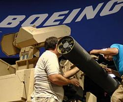 Boeing Demos Integrated Air & Missile Defense Solutions