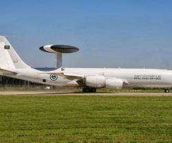 Boeing to Upgrade Five Saudi AWACS Aircraft