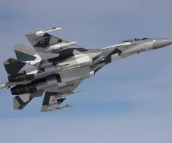 Russia Builds New $28 million Sukhoi Fighter Jet