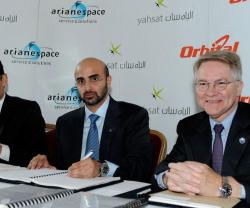 Arianespace to Launch Al Yah 3 Satellite