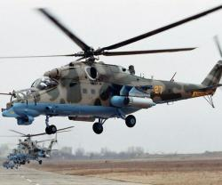 Russian Helicopters Celebrates 45th Anniversary of Mi-24