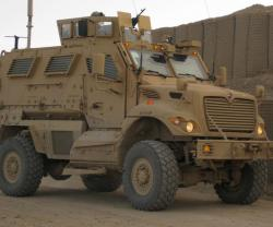 U.S. Approves $2.5bn Upgrade of Military Vehicles for UAE