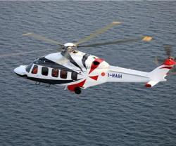 UAE's Falcon Aviation Services Orders 2 AW189 Helicopters