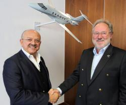 Pilatus Selects Amac As PC-24 Distributor in the Middle East