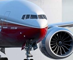 Boeing 777X to Get GE's Electrical Load Management System