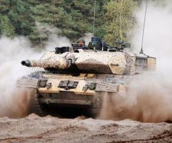 Germany Receives Latest Version of Leopard 2