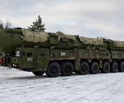 Russia Test Launches RS-24 Yars ICBM From Plesetsk