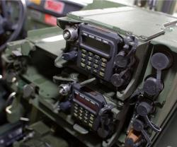 Exelis Wins 2 International Orders for SINCGARS Radios