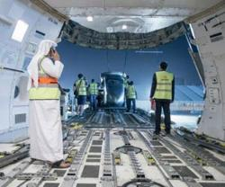 World's First Solar-Powered Plane Arrives in Abu Dhabi