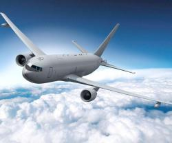 Kaman to Supply FTE Kits for Boeing's KC-46A Tanker