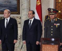 Thales Hails Egypt's Selection of Rafale Jets, FREMM Frigate