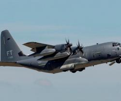 Lockheed Martin Delivers 3 More C-130J Super Hercules