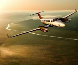 Beechcraft to Supply King Air 350 Aircraft to Iraq