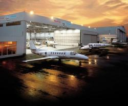 Textron Aviation Expands Service Center at Le Bourget