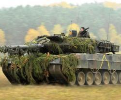 Germany Repurchasing 100 Used Leopard 2 Tanks